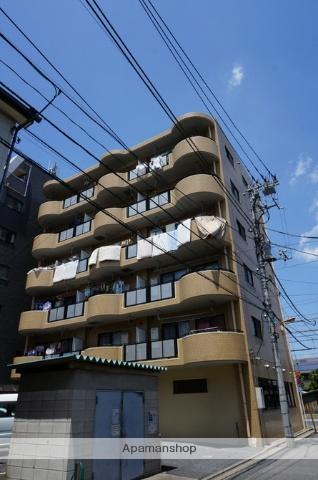 東京都足立区、西新井駅徒歩13分の築22年 6階建の賃貸マンション