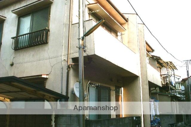 東京都足立区、西新井駅徒歩12分の築35年 2階建の賃貸アパート