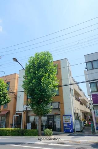 東京都足立区、竹ノ塚駅徒歩17分の築28年 3階建の賃貸マンション
