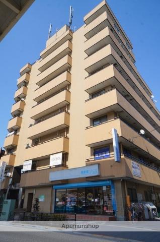 東京都足立区、大師前駅徒歩18分の築25年 8階建の賃貸マンション