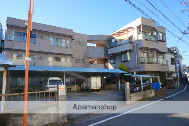 東京都足立区、西新井駅徒歩16分の築24年 3階建の賃貸マンション