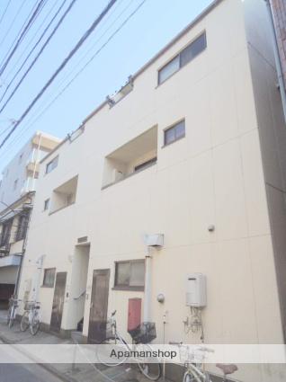 東京都足立区、牛田駅徒歩2分の築28年 3階建の賃貸マンション