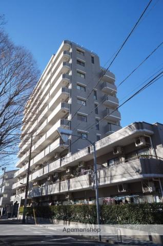 東京都足立区、竹ノ塚駅徒歩4分の築22年 11階建の賃貸マンション