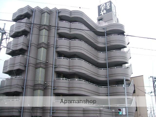 東京都足立区、竹ノ塚駅徒歩14分の築25年 6階建の賃貸マンション