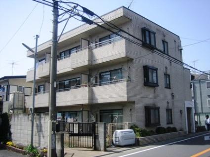東京都調布市、つつじヶ丘駅徒歩6分の築26年 2階建の賃貸アパート