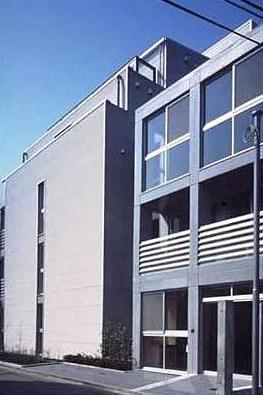 東京都杉並区、八幡山駅徒歩1分の築13年 6階建の賃貸マンション