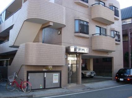 東京都三鷹市、吉祥寺駅バス15分下本宿下車後徒歩1分の築21年 3階建の賃貸マンション