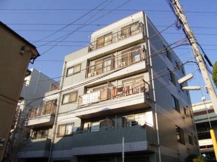 東京都杉並区、上北沢駅徒歩14分の築25年 5階建の賃貸マンション
