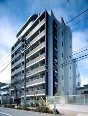 東京都世田谷区、八幡山駅徒歩22分の築9年 9階建の賃貸マンション