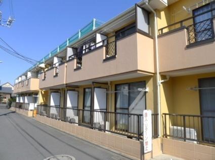 東京都三鷹市、仙川駅徒歩11分の築25年 2階建の賃貸アパート