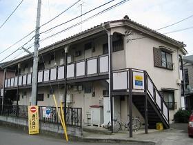 東京都世田谷区、千歳烏山駅徒歩15分の築27年 2階建の賃貸アパート