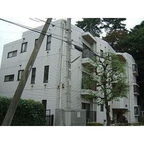 東京都調布市、つつじヶ丘駅徒歩11分の築30年 3階建の賃貸マンション