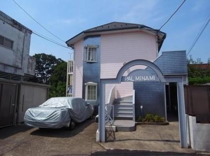 東京都調布市、つつじヶ丘駅徒歩11分の築28年 2階建の賃貸アパート