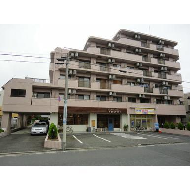 東京都調布市、仙川駅徒歩17分の築20年 6階建の賃貸マンション