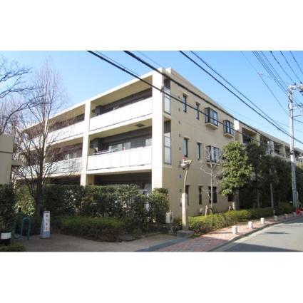 東京都調布市、仙川駅徒歩17分の築12年 3階建の賃貸アパート