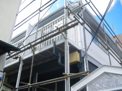 東京都世田谷区、芦花公園駅徒歩3分の築31年 2階建の賃貸アパート
