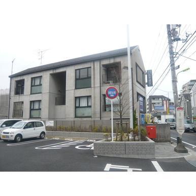 東京都世田谷区、千歳烏山駅徒歩15分の築29年 2階建の賃貸マンション