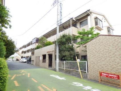 東京都世田谷区、千歳烏山駅徒歩15分の築21年 3階建の賃貸マンション