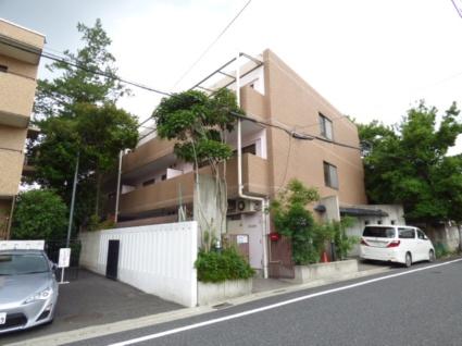 東京都世田谷区、千歳烏山駅徒歩5分の築22年 3階建の賃貸マンション
