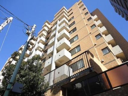 東京都調布市、仙川駅徒歩15分の築9年 11階建の賃貸マンション