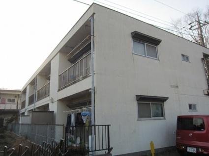 東京都調布市、仙川駅徒歩15分の築36年 2階建の賃貸アパート
