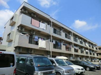 東京都世田谷区、上北沢駅徒歩14分の築26年 3階建の賃貸マンション