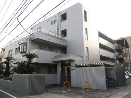 東京都世田谷区、千歳烏山駅徒歩23分の築23年 4階建の賃貸マンション