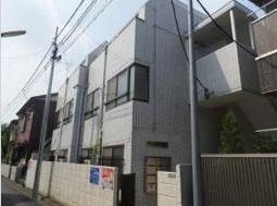 東京都世田谷区、八幡山駅徒歩4分の築25年 3階建の賃貸アパート