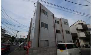 東京都調布市、仙川駅徒歩15分の築22年 3階建の賃貸マンション