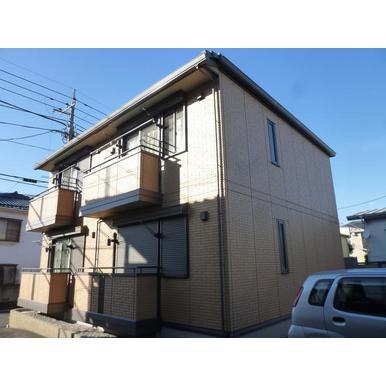 東京都三鷹市、つつじヶ丘駅徒歩18分の築4年 2階建の賃貸アパート