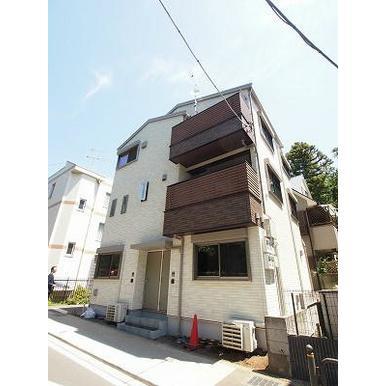東京都調布市の築2年 3階建の賃貸アパート