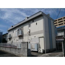 東京都調布市、仙川駅徒歩13分の築26年 2階建の賃貸アパート