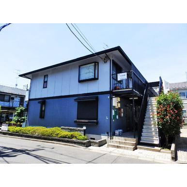 東京都世田谷区、千歳烏山駅徒歩23分の築20年 2階建の賃貸アパート