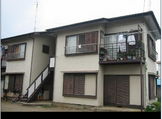 東京都世田谷区、千歳烏山駅徒歩15分の築38年 2階建の賃貸アパート