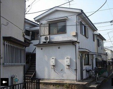 東京都世田谷区、仙川駅徒歩5分の築48年 2階建の賃貸アパート