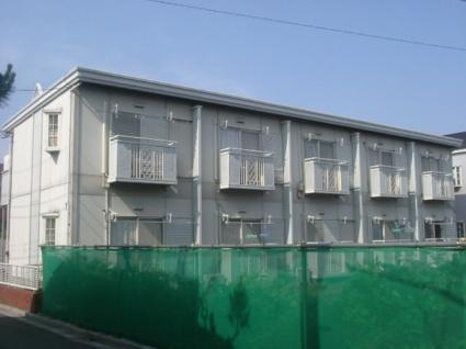 東京都三鷹市、吉祥寺駅バス20分中原一丁目下車後徒歩2分の築29年 2階建の賃貸アパート