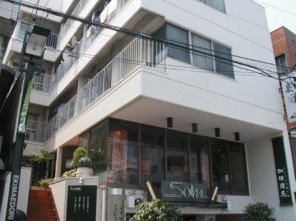 東京都調布市、仙川駅徒歩16分の築25年 2階建の賃貸アパート