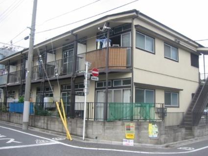 東京都世田谷区、千歳烏山駅徒歩20分の築38年 2階建の賃貸アパート