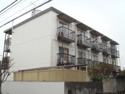 東京都世田谷区、千歳烏山駅徒歩8分の築36年 3階建の賃貸マンション