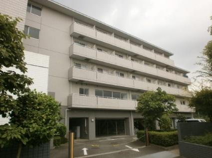 東京都調布市、仙川駅徒歩17分の築24年 5階建の賃貸マンション