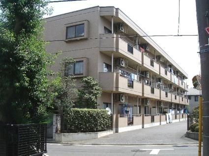 東京都世田谷区、千歳烏山駅徒歩24分の築20年 3階建の賃貸マンション