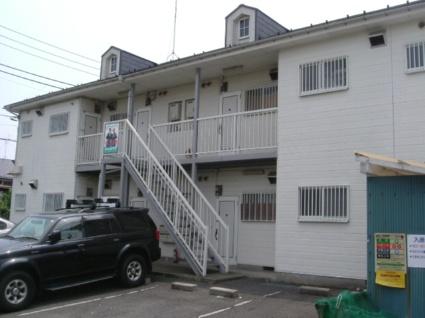 東京都世田谷区、仙川駅徒歩7分の築25年 2階建の賃貸アパート