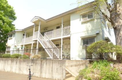 東京都調布市、仙川駅徒歩5分の築26年 3階建の賃貸マンション