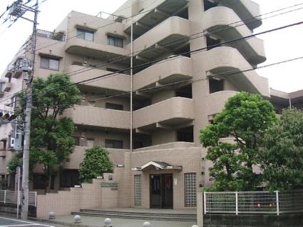 東京都調布市、仙川駅徒歩15分の築27年 6階建の賃貸マンション