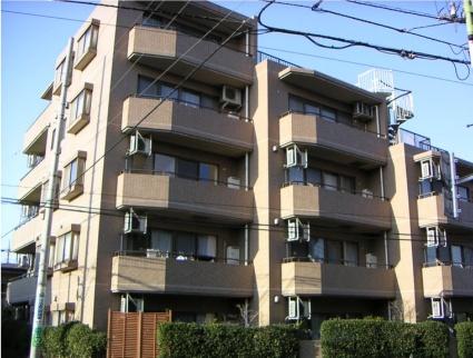 東京都世田谷区、千歳烏山駅徒歩5分の築19年 5階建の賃貸マンション