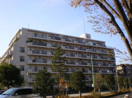東京都調布市、千歳烏山駅徒歩24分の築29年 7階建の賃貸マンション