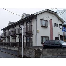 東京都世田谷区、八幡山駅徒歩3分の築23年 2階建の賃貸アパート