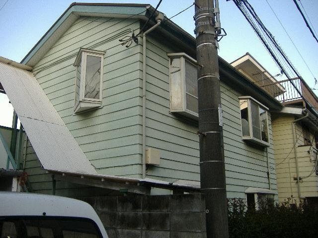 東京都調布市、仙川駅徒歩8分の築30年 2階建の賃貸アパート