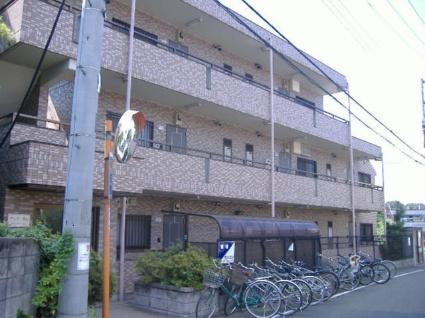 東京都調布市、仙川駅徒歩19分の築23年 4階建の賃貸マンション