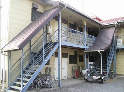 東京都世田谷区、仙川駅徒歩8分の築33年 2階建の賃貸アパート